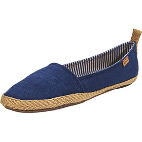 Sanük Espie Slip On Zapatillas Mujer, azul